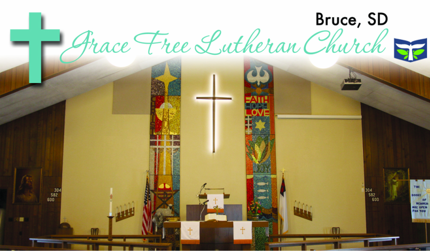 Grace Free Lutheran Church - Bruce, SD